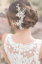 50 erstaunliche Winter-Hochzeits-Frisur-Ideen für Ihre Hochzeit