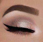 So halten Sie Ihren Eyeliner den ganzen Tag   – Make up & Nägel