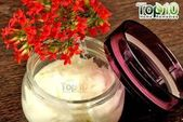 DIY whipped coconut oil lotion done1s #HomemadeMoisturizerAntiAging