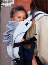 Baby Carrier Pikkolo Baby Carrier - a great baby carrier for petite babywearers! - Carry Me A...