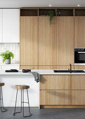 Laminex Classic Oak Kitchen Modern Oak Kitchen Kitchen Renovation Inspiration Kitchen Cabinet Design