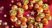 100 Aperitifrezepte zu Weihnachten   – Div.forretter og tapas