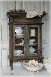 30 rustic furniture makeover  – Entrance