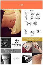 Frauen der Stärke Zitate Stärke Tattoos Designs, Ideen und Bedeutung Stärke … – Tattoo ideas for women
