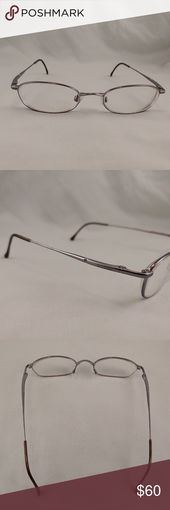 BROOKS BROTHERS Rx Eyeglass Frames BB264 1192 Model: BB264 1192 Silver Tone & Gr… – My Posh Picks