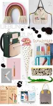 Die besten Pinterest Lieblinge zum Schulstart   Pinspiration.de