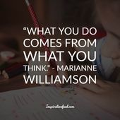 30 Marianne Williamson Quotes On Life, Love, and Light – Sayings And Quotes