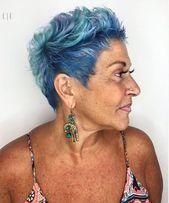 Beste Kurzhaarfrisuren für Frauen über 50 im Jahr 2019 - Hair Adviser