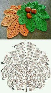 Original Pattern Here: Autumn   – #Autumn #corenne #original #pattern – Kochen