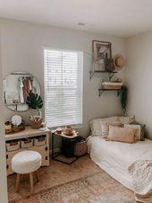33 COZY DORM ROOM DECOR IDEAS – #Cozy #Decor #Dorm…