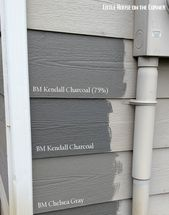 Home Exterior Painting Decisions: A Gray Area (Part V) – Decorate it – Home