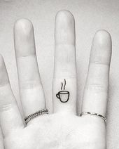 Small Finger Tattoos For Girls