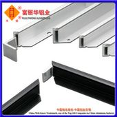 Customized Silver Black Champagne Color Anodized Solar Panel