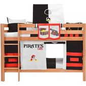 Reduced bunk beds pirate