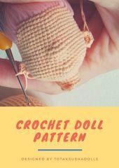 Mermaid doll pattern amigurumi pattern. The little mermaid.with BONUS dolphin pattern