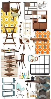 8 Signs Mid-Century Modern Decor is the Right Home…