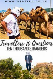 Travellers 10 Questions – Ten Thousand Strangers