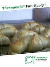 Ham and cheese croissants on the fast recipe of the day from 13.2.2015