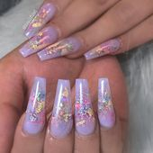 Top 80 Beautiful Winter Nail Art Designs Ideas for 2019 – TopBestLife – Part 42