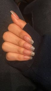 52 Best Eye-Catching and Trendy Coffin Acrylic Nails Design for Fall and Winter