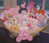 Cute DIY baby shower gift basket ideas for girls – Girl Baby Gift Ideas