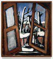 Wintermalerei – Max Beckmann