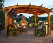 39 Génial Idées De Toit Pour Le Jardin Pour Petit Espace