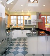 Nice Top Window Cabinets And Countertops Kitchen Gallery