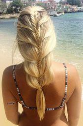Easy Braided Hairstyles: Glorious Long Hair Ideas ★ See more: glaminati.com/….. – Hairstyles