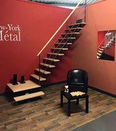 Oeba De Retour A Tours Avec Images Escalier Metallique