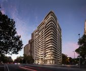 Gallery of Zaha Hadid Architects Reveal Residential Tower in Melbourne Inspired by Australia's Natural Forms – 1