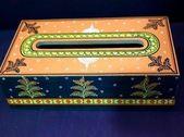 Handpainted Vintage Pattachitra Napkin Holder – Vintage Vistara Indian Home Deco…