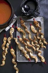 55 Fun Halloween Snacks for Kids to Devour This October They can even help you m…
