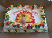 Thanksgiving Cakes – Decoration Ideas | Little Birthday Cakes   – pam