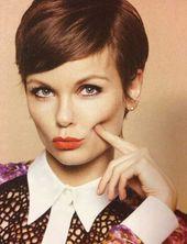Fotos von Pixie-Frisuren für Frauen
