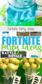Fortnite Party Ideas   – Party Decorations 2