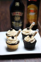 10 müssen Cupcake-Rezepte versuchen – Cupcakes !