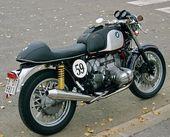 Deutsch deutsch deutsch !! Echte Maschine !! #BMW #TwoWheels #Moto #Classic #hotbike    – Scrambler
