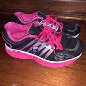 K-Swiss Schuhe | K-Swiss Sportschuhe | Farbe: Schwarz / Pink | Größe: 8