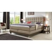 Reduced box spring beds