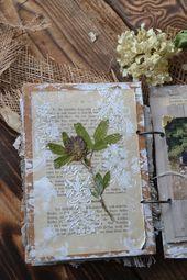 Handmade Journals ОТЗЫВЫ и работы онлайн курса