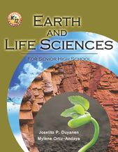 Earth and Life Sciences For Senior High School (eBook)