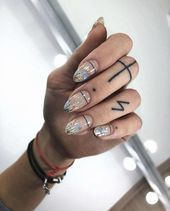 #enhance #exquisite #gelnailsmatte #girl #nails #seite    – Gel Nails