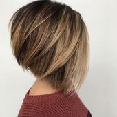 The secret of a layered medium length bob hairstyle is to choose the right length for the face shape and hair type. Medium hairstyles who …