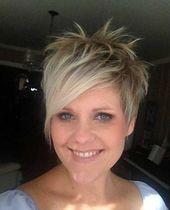 Beste Bilder von geschichteten Haarschnitten für kurzes Haar