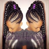 Braided Cornrow Hairstyles: The Best Styles You will Love – Wedding Digest Naija…