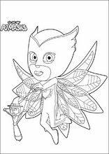 Fargelegge Pjmasks18 Com Imagens Paginas Para Colorir