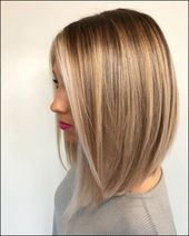 80 Sensational Medium Size Haircuts for Thick Hair | Balayage … #Frisuren #H…