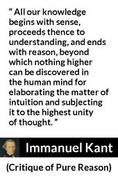 Immanuel Kant Zitate – Immanuel Kant quotes