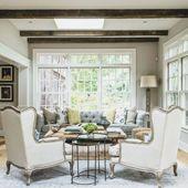 51+ Countryside Living Room Decor Ideas